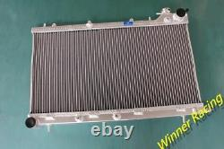Aluminum Alloy Radiator For Subaru Forester Ej25 Mt 2003-2008 2009