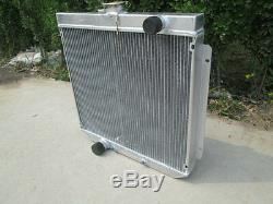 Aluminum Alloy Radiator Ford Falcon Fairlane Xy Xw 302 6cyl 69-72 Auto/manual