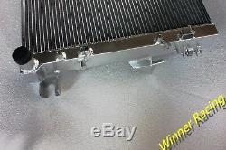 Aluminum Alloy Radiator Jeep Wrangler JK 3.8L 3.6L 2007-2017 56MM Core