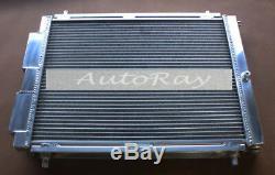 Aluminum Alloy Radiator Lancia Delta Hf Integrale 8v/16v/evo 2.0 Turbo