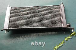 Aluminum Alloy Radiator Opel Vauxhall Corsa Gsi 2.0l Turbo C20xe M/t 1993-1999