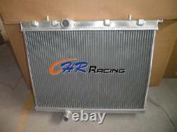 Aluminum Alloy Radiator Peugeot 206 GTI/RC 180 1999-2008 2000 2001 2002