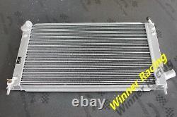 Aluminum Alloy Radiator Saab 9-5 2.0l/2.3l B205/b235 16v Turbo Auto 1997-2010