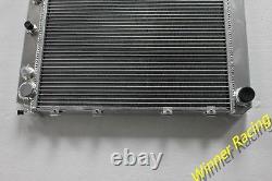 Aluminum Alloy Radiator Volvo 240/245 2.3 B230A 1985-93 740 2.0i 85-92 A/T 40MM