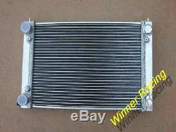 Aluminum Alloy Radiator Vw Golf Gti Mk2 16v 1986-1992