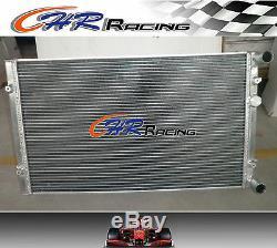 Aluminum Alloy Radiator Vw Golf Gti/bora Mk4 Iv, Audi A3/tt, Seat Leon/toledo, 1.8t