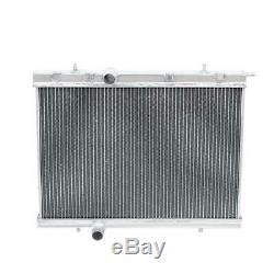 Aluminum Alloy Radiator fits PEUGEOT 206 GTI/RC 180 HIGH PERFORMANCE 1999-2008