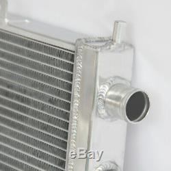 Aluminum Alloy Radiator fits Vauxhall Corsa A/NOVA 1.2/1.3/1.4/1.6 Petrol Manual
