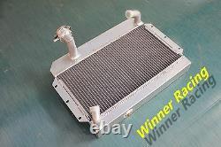 Aluminum Alloy Radiator for MG MGB 1.8L MT 1963-1968 1967 1966