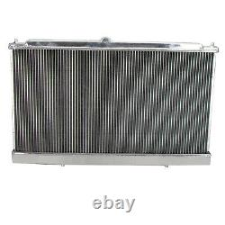 Aluminum Coolant Radiator For Mitsubishi 3000 GT /GTO /3.0 GT Z16A Manual