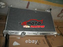 Aluminum Radiator FOR Mazda Savanna RX-7 RX7 FD3S FD R1 R2 Touring Coupe 1992-95