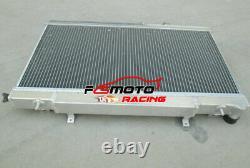 Aluminum Radiator FOR Subaru Impreza Wrx STI GDB GDA GD TURBO 2001-2007 2.0/2.5L