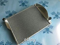 Aluminum Radiator Fit Austin-Healey 3000 1959-1967 /Austin Healey 100-6 1956-59