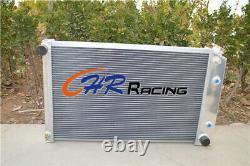 Aluminum Radiator For 70-87 Chevrolet Buick Regal 70-81 Chevy Camaro 75-79 Nova
