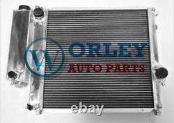Aluminum Radiator For BMW E36 3 Series 318i 320 325i Z3 M44 M42 Manual 1997-2002