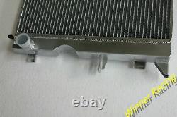 Aluminum Radiator For Land Rover Defender LD 2.2/2.4 Td4 2.5 Td5 Diesel 90-16