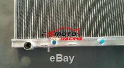 Aluminum Radiator For Nissan Sunny Sentra NX COUPE 200SX SR20DE B14 2.0L 91-99