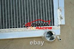 Aluminum Radiator For SUBARU Impreza WRX STI GC8 2.0 Turbo EJ20 1992-2000 MT GC