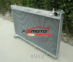 Aluminum Radiator For Subaru Forester GT SF5 EJ202 EJ205 2.0L 16V Turbo MT 98-02