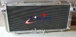 Aluminum Radiator For TOYOTA MR2 MR-2 SW20 2.0 REV1 REV2 REV3 TURBO N/A 90-99 MT
