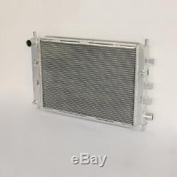 Aluminum Radiator Ford Escort MK5/MK6/MK7 PETROL/DIESEL/XR3i/RS2000 / ORION MK3