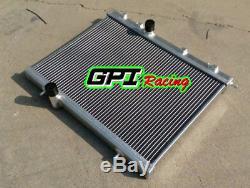 Aluminum Radiator Peugeot 206 Gti/rc 180 1999-2008 00 01 02 03 04 05 06 07