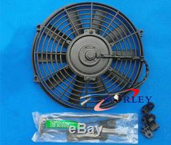 Aluminum Radiator& Shroud&fan Mini Coopers, Clubman, 850/998/1098/1275 CC Gt 59-96