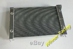 Aluminum Radiator VW Corrado G60 1.8L 8V WithO AC MT 1988-1995