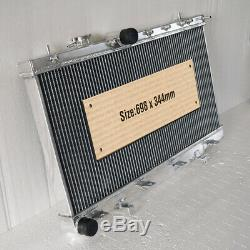 Aluminum Radiator fits Subaru LIBERTY OUTBACK IMPREZA WRX 2.0 2.5