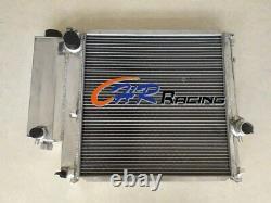 Aluminum Radiator for BMW E36 Z3 M44 M42 Manual 1987-2000