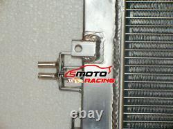 Aluminum Radiator for Opel Vauxhall Astra Zafira B CDTi VXR Z20LEH Turbo MT