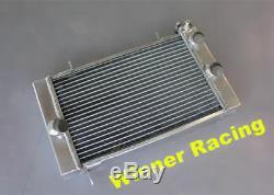 Aluminum Radiator for Yamaha TZ250 4DP 1992 1993 1994 1995