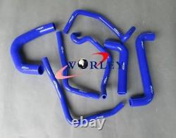 Aluminum Radiator & silicone hose for Holden Commodore VY V8 LS1 2002-2004 03 04