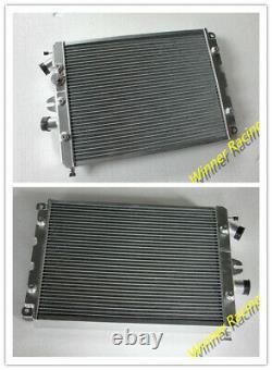 Aluminum Radiators For Ferrari 360 Spider/Modena 3.6L 2000-2006 LEFT+RIGHT