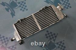 Aluminum Radiators For TM Racing EN 125/144/250/300 MX 125/144/250/300 SMR 125