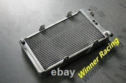 Aluminum alloy radiator 200-250 CC Go Kart go-kart karting gearbox, 17x10x2