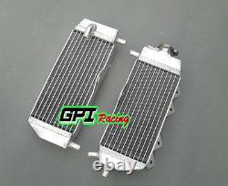 Aluminum alloy radiator FIT Yamaha YZ125 2005-2018 2016 2017 2015 2014