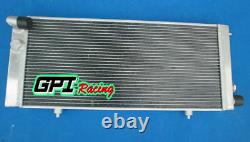 Aluminum alloy radiator FOR Peugeot 205 GTI 1.6&1.9L 1984-1994 MT