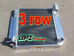 Aluminum alloy radiator FOR Toyota Celica GT TA22/TA23 2T 1.6L M/T 1973-1978 77
