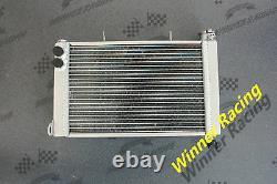 Aluminum alloy radiator Honda NSR250R MC21 PGM3 1989-1993, MC28 PGM4 1994-1996