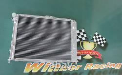 Aluminum alloy radiator Saab 9000 CD/CS 2.0/2.3 16V TURBO, 3.0 24V CDE 1993-1998
