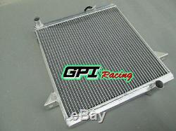 Aluminum alloy radiator Triumph TR6 1969-1974 70 71 72 73/TR250 1967-1968