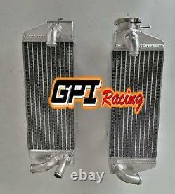 Aluminum alloy radiator for 250/300/360 EGS/EXC/MXC/SX 1995 1996 1997 95 96