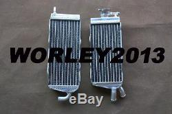 Aluminum alloy radiator for HONDA CRM250 MK3