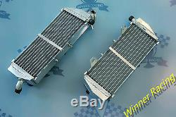 Aluminum alloy radiator for KTM 125/150 SX/EXC 250/350 SX-F 2016-2018 2017