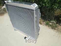 Aluminum alloy radiator for toyota HILUX LN106 LN111 88-99