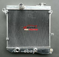 Aluminum radiator for Autobianchi A112 A 112 3-7 series 3 4 5 6 7 series
