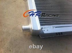 Aluminum radiator for LOTUS ELISE & EXIGE SERIES 1&2 & VAUXHALL VX220 Manual