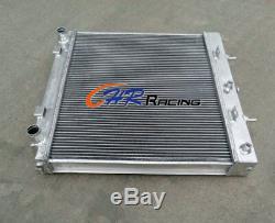 Aluminum radiator for Land Rover Range Rover P38 2.5TD TURBO DIESEL BMW ENGINE