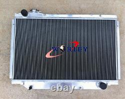 Aluminum radiator for Land cruiser HDJ80 HZJ80 1HZ/1HD 4.2L Diesel 1990-1997 MT